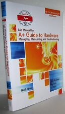 Lab Manual for Andrews' a+ Guide to Hardware, 7th by Jean Andrews 2016 NEW BOOK