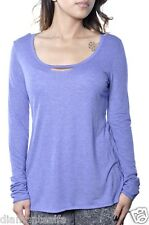 $32 Fox Racing Women's Tailtap Long Sleeve T-Shirt – Deep Cobalt sz L