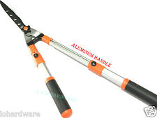 TELESCOPIC HEDGE SHEARS WITH ALUMINUM HANDLE-Brand NEW