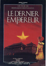 The Last Emperor (1988)•Bertolucci•Movie Poster Art POSTCARD 4x6