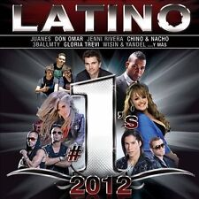 Various Artists, Latino #'1's 2012, Excellent