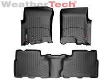 WeatherTech® DigitalFit FloorLiner - Ford Expedition - 1997-2002 - Black