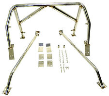 OBX Racing Sport 4-Point Roll Bar 99-05  Miata Sport  with Two Cross Bar