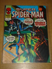 SPIDERMAN BRITISH WEEKLY #282 1978 JULY 5 MARVEL PUNISHER