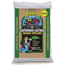Unco Industries Wiggle Worm Soil Builder Earthworm Castings Organic Fertilizer,