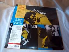 LITTLE RICHARD-THE FABULOUS-DOXY DOK313 180 GRAM WITH BONUS CD NEW SEALED LP