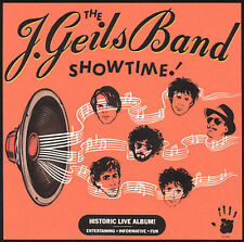 Geils, J. Band Showtime CD ***NEW***