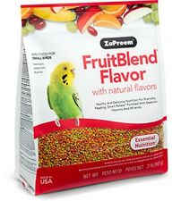Zupreem FruitBlend Fruit Blend for Small Birds (2 lb)