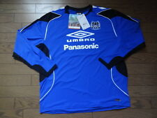 Gamba Osaka 100% Original Soccer training Jersey BNWT J-League O Japan Rare