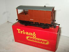 Tri-ang R.124 Brake Van with Long Wheelbase in 00 Gauge.