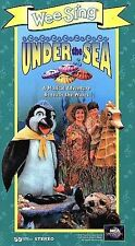 Wee Sing:  Under the Sea [VHS] by