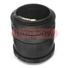 AF Confirm Macro Extension Tube For Canon EOS EF 7D 550D 1100D 450D 50D 40D 600D