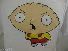 Family Guy - XL Men's Stewie White T-Shirt