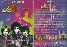 RARE / DVD - JIMI HENDRIX : LA BIOGRAPHIE L' HISTOIRE STORY / NEUF EMBALLE - NEW