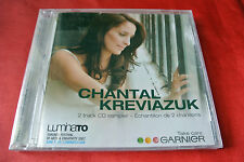 Chantal Kreviazuk Luminato 2 Track Canada Import CD Promo Sampler NEW SEALED