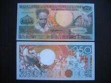 SURINAME  250 Gulden 1988  (P134)  UNC