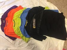 LOT 5 ATHLETIC SHIRTS  MENS ADULT LARGE EXCELLENT USED CONDITION NIKE AND1