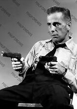 Vintage Photo Print of Famous Hollywood Legend Humphrey Bogart A4 Poster Reprint