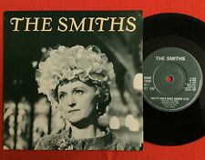 "THE SMITHS -I Started Something- Rare UK Solid Centre 7"" Mispress Labels (Vinyl)"