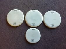 Roland V Drums Mesh Heads,,,, Lot of 3 MH-12 and 1 MH-10