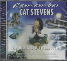 CD ♫ Compact disc **CAT STEVENS ♦ THE ULTIMATE COLLECTION** nuovo sigillato