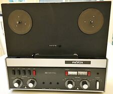STUDER-REVOX-A77-MK3 WITH DOBY Reel-To-Reel-Tape-Deck Working Good 4 Track