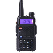 BAOFENG Walkie Talkie UV-5R 136-174/400-479.995MHz Dual-Band DTMF CTCSS DCS FM