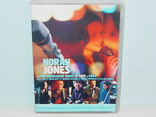 """*****DVD-NORAH JONES ANT THE HANDSOME BAND""""LIVE IN 2004""""-Blue Note Records*****"""