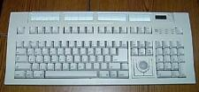 ADB Keyboard + Trackball Apple Macintosh Mac Computers Track Ball IIGS Legacy