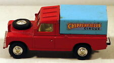DTE OLD CORGI TOYS CHIPPERFIELDS CIRCUS LAND ROVER FROM GIFT SET GS-19