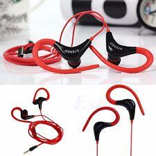 3,5 mm stéréo écouteurs In-Ear écouteur Sports Headset pour iPhone Samsung
