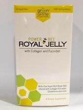 Power Bee Royal Jelly (60 Capsules)