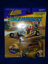 1996 Johnny Lightnings Wacky Winners - Tijuana Taxi 1 out of 17,500