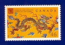 Canada 2000 Year of the Dragon Stamp (#1836) MNH !