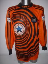 Newcastle United GIVEN Shirt Adidas Jersey Adult Large Football Soccer GK Top