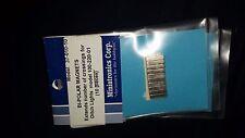 Miniatronics Bi Polar Magnets 37-010-10 (10 Pcs) NIP