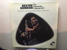 DEXTER GORDON - Montmartre Vol. 1 ~BLACK LION 108 {nm} w/Kenny Drew, NHOP - NICE