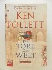 Ken Follett Die Tore der Welt Historischer Roman