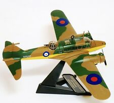 OXFORD DIECAST 72AA003 1/72 AVRO ANSON MK1 NO.9 FLYING TRAINING SQN 1939