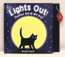 Lights Out!: Shadow Pop-up and Play, .., book,, ?, Fowler, Richard, New, 2006-08