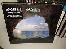 MIKE OLDFIELD MAN ON THE ROCKS DOUBLE CD DELUXE EDITION SIGILLATO/SEALED