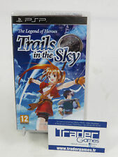THE LEGEND OF HEROES TRAILS IN THE SKY PSP ANGLAIS NEUF NEW SEALED