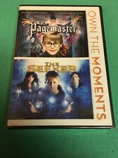 The Seeker/The Pagemaster (DVD, 2012, 2-Disc Set) New, Sealed