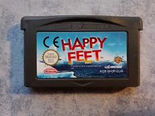 HAPPY FEET - NINTENDO GAMEBOY ADVANCE GBA e DS NDS - LOOSE - PAL