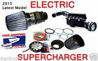 Audi Electric Turbonator Turbo S Fan Air Intake Supercharger Switch Boost System