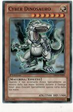 Cyber Dinosauro YU-GI-OH! SDCR-IT009 Ita COMMON 1 Ed.