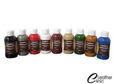 !! Lederfarbe 74 Farben 100 ml+50 ml Lederlack !!