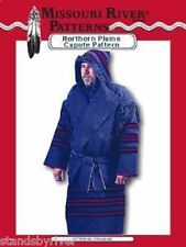 Capote Pattern, Rendezvous Reenactment Mens Clothing Pattern