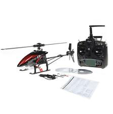 Walkera Master CP 6 Channel 2.4G 6-Axis Gyro Flybarless Helicopter +DEVO US 0U7A