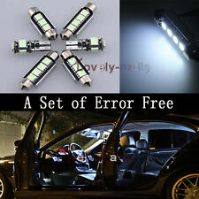 Error Free White Light Interior LED Package 14x for Volkswagen Jetta MKV MK5 L8